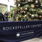 【58歳350日世界一周旅行】20181213アメリカ、ニューヨーク。ロックフェラーセンターのツリーとアイススケートリンク