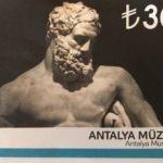 【58歳350日世界一周旅行】20190118トルコ、アンタルヤ博物館