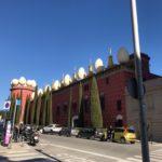 【58歳350日世界一周旅行】20190214スペイン、バルセロナ。ダリ劇場美術館への行き方