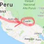 【58歳350日世界一周旅行】ペルー、リマからクスコへ
