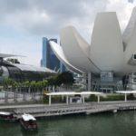 【58歳350日世界一周旅行】20190423シンガポール。アートサイエンスミュージアム