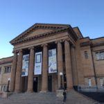 【58歳350日世界一周旅行】20190518オーストラリア、シドニー。ニュー・サウス・ウェールズ州立図書館